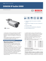 DINION IP bullet 5000 - Bosch Security Systems