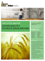 executive master sistemi qualità e sicurezza