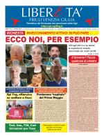 Liberetà n. 1 - 2014 - Parte generale - SPI FVG