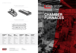 CHAMBER FURNACES