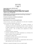 Docente: prof. Emilio De Meo - Università degli Studi di Foggia