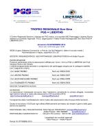 regolamento TROFEO REGIONALE don ginoPGS
