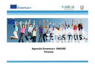 Agenzia Erasmus+ INDIRE Firenze - Erasmus+, Il sito Italiano del