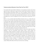 Nanismo maculato della patata: Potato Mop Top Virus, PMTV