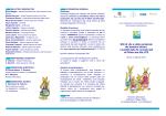 Programma - EpiCentro - Istituto Superiore di Sanità