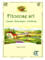 Listino FITOCOSE PUBBLICO 2014 INTERNET