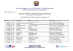 Sorteggio - FIHP Comitato Regionale Lombardia Federazione