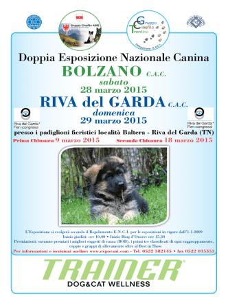 BOLZANO C.A.C. RIVA del GARDAC.A.C.