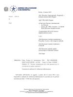 Nota Agenzia delle Dogane prot. n. 20760 / RU del 9