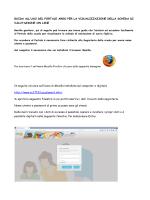 cliccare qui - Istituto comprensivo n°2 Cavour