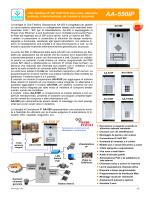 AA-550IP - Tema Telecomunicazioni