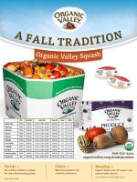 Organic Valley Squash