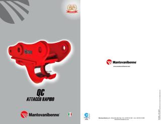 ATTACCO RAPIDO - Mantovanibenne S.r.l.