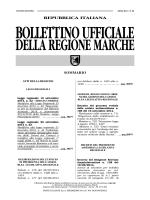 Bando - Regione Marche-Home page Regione Marche