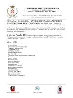Fiera San Marco 2014 - Comune di Montecchio Emilia