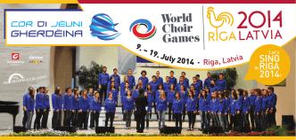 9. – 19. July 2014 · Riga, Latvia
