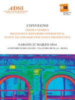 Atti del convegno - Associazione Dimore Storiche Italiane