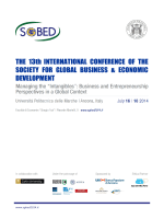 The 13th International Conference of the Society for Global Business