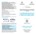 Accertamento fiscale e processo tributario