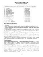 relazione completa ass. 2014 - Ordine degli Ingegneri della