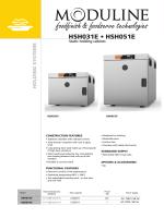 HSH031E • HSH051E