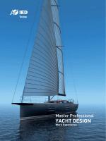 Yacht Design - Istituto Europeo di Design