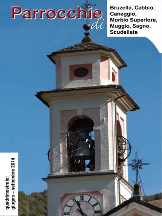 Bollettino 12 - Parrocchie di Breggia
