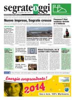 n. 1 | 15 gennaio 2014