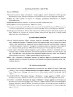 Curriculum e pubblicazioni Prof. Giovanni Garofalo