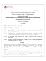 D.R. n. 2272 Facoltà di Ingegneria dell