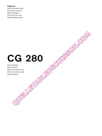 CG 280 - Bsh-partner.com