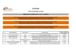 Lista progetti approvati nel 2014 (ESTERO)