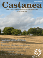 Castanea (pdf scaricabile) - Numero 1