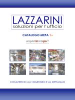 CATALOGO MEPA 1.4 - Lazzarinisrl.it