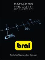 BRAI catalogo 2014 - Rappresentanze Granata Sas