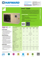 EASY TEMP - Hayward Pool Europe