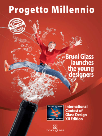 Bruni Glass launches the young designers