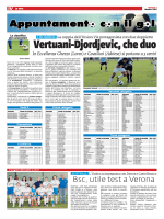 Bsc, utile test a Verona