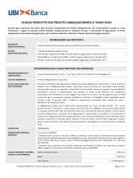 Scheda Prodotto UBI TF 2,75 31.03.2014-2017 new priv