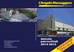 EDIZIONE SPECIALE - Parrocchia Santi Angeli Custodi