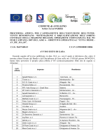 Avviso - Comune di Avellino