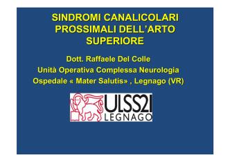 Del Colle - Azienda ULSS 21