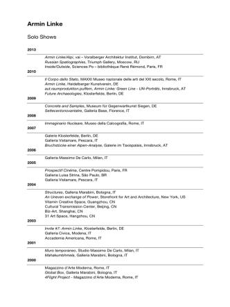 ALinke_cv_exhibition list_updated_140917