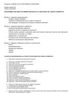 Disciplina: IGIENE E CULTURA MEDICO-SANITARIA