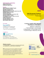 qui - SIAAIC Società Italiana di allergologia, asma ed immunologia