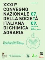 xxxii° convegno nazionale della socie à italiana di chimica agraria