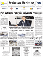 Port authority Palermo - Avvisatore Marittimo del Mediterraneo