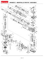 HR4001C - MARTELLO ROTAT. SDS-MAX