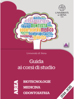 Biotecnologie - Università degli Studi di Siena