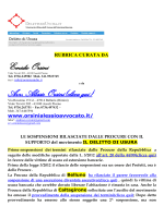 sospensioni dei - Emidio Orsini
